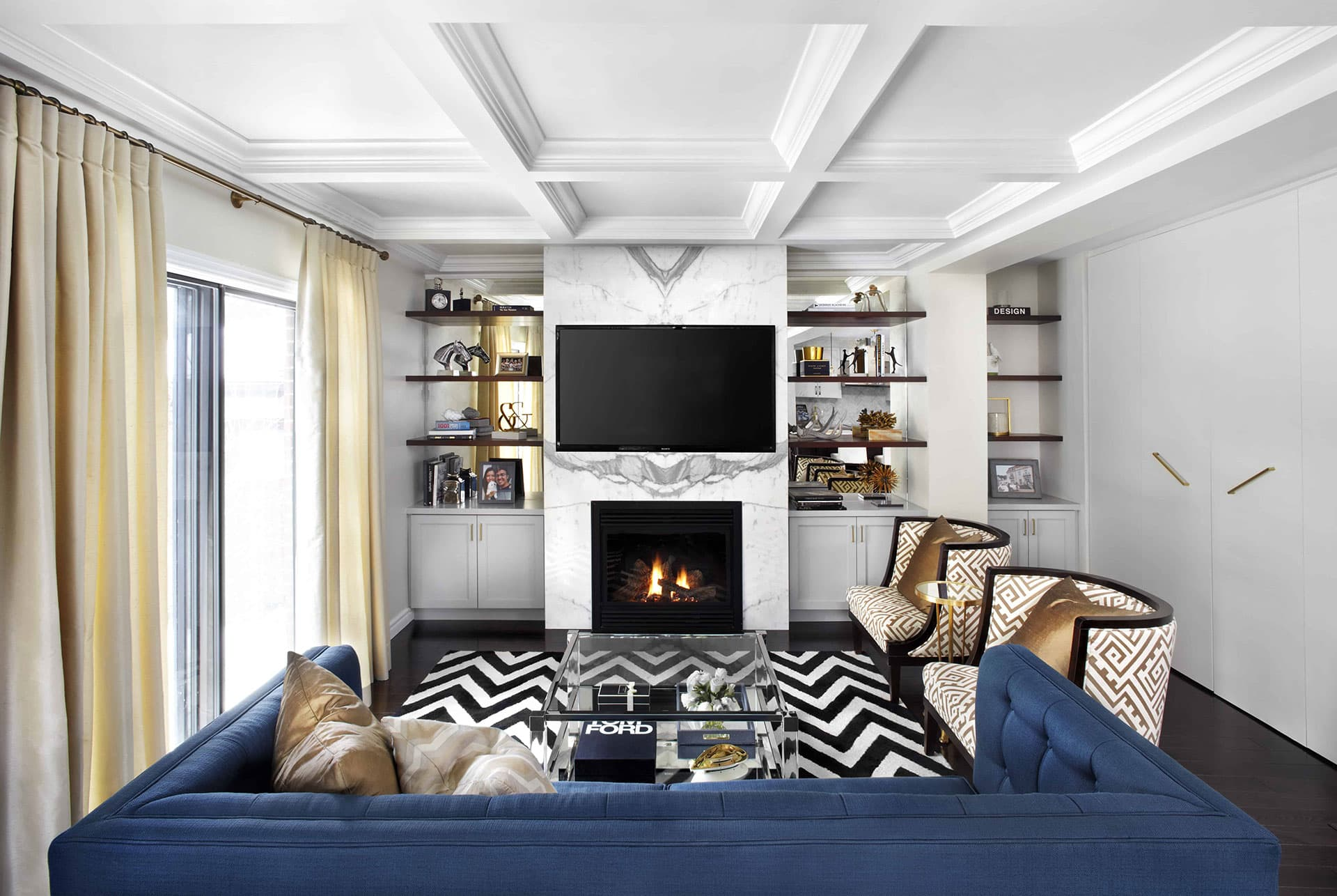 Royal York Residence Lux Interior Design