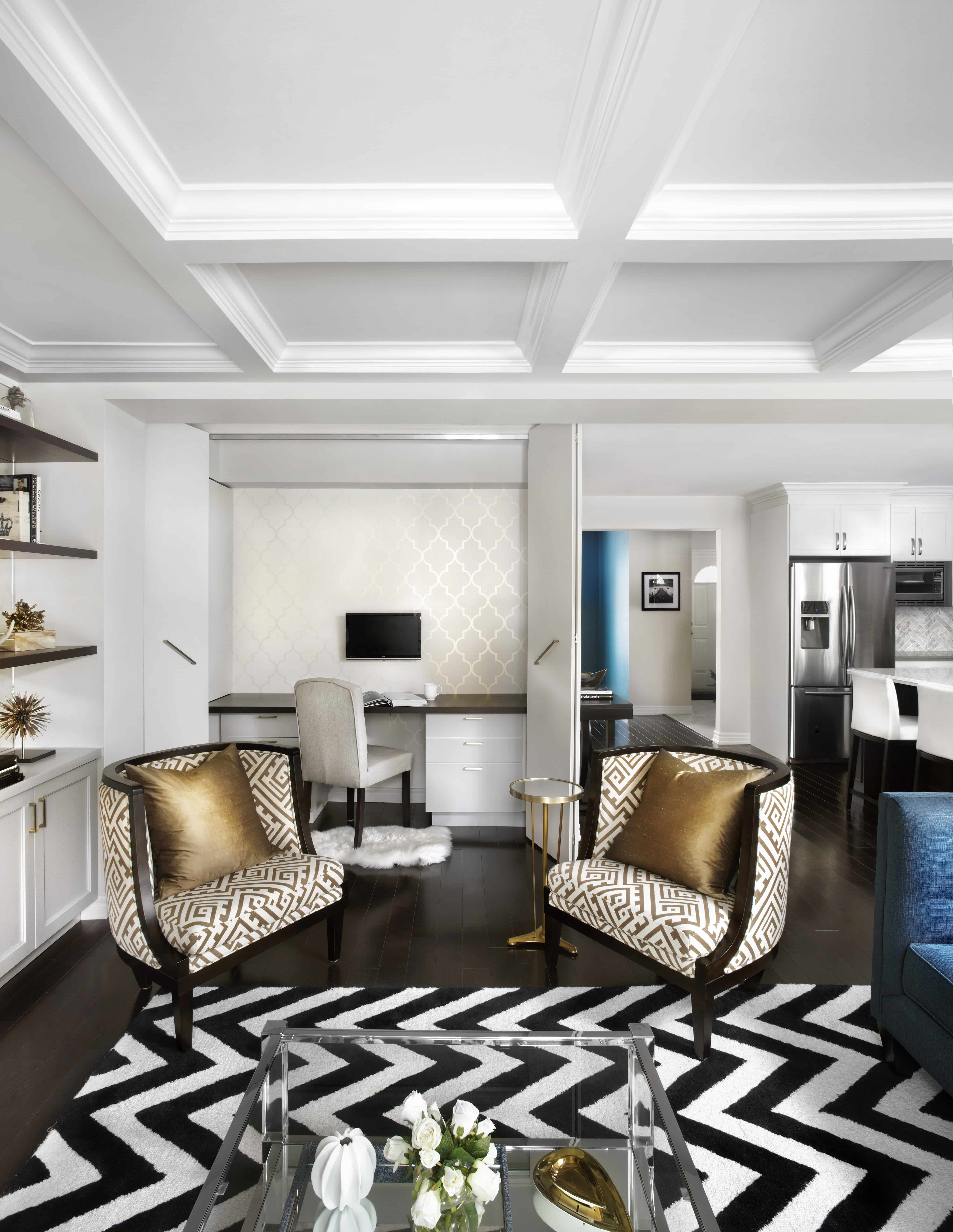 Royal york residence lux interior design for Lux home design