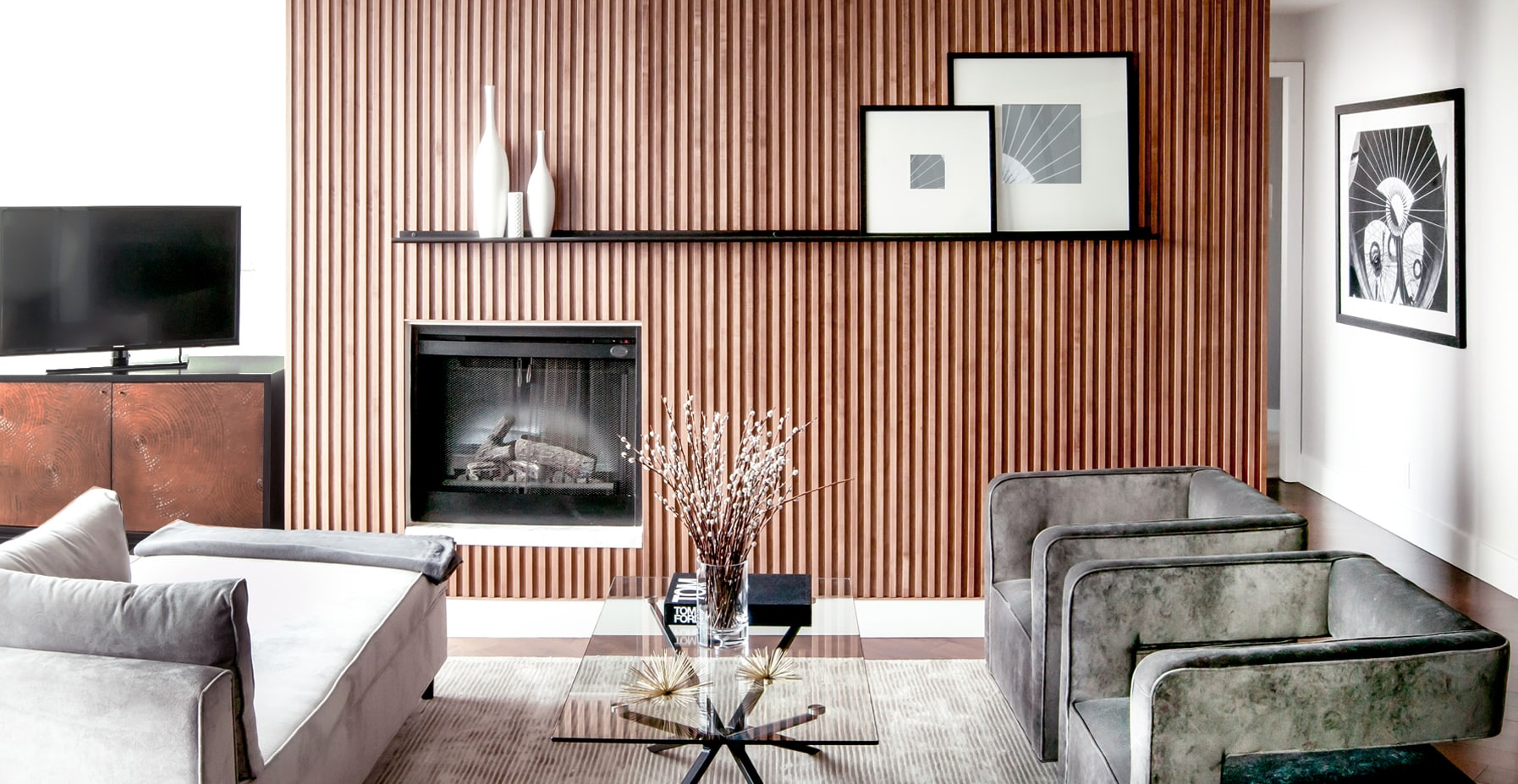 Shangri La Vancouver Lux Interior Design