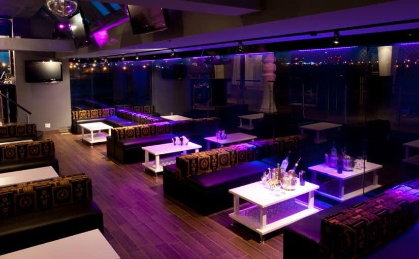 Vue Nightclub design Toronto