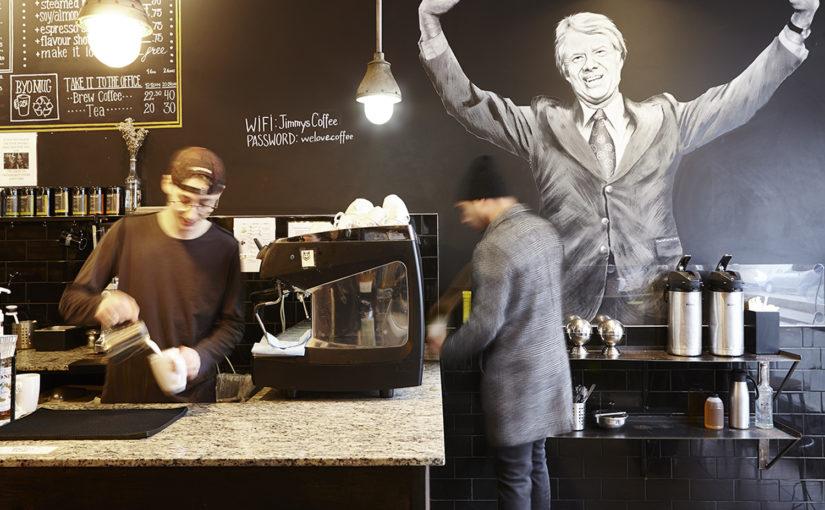 Coffee Shop Design _ Jimmys Coffee 5