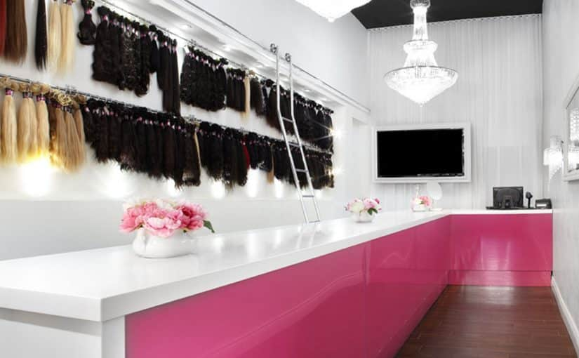Hair extensions studio - International hair