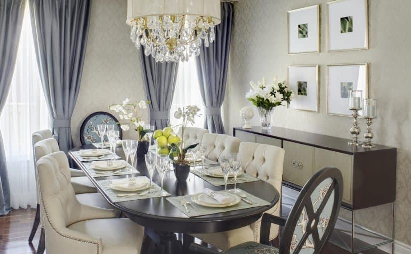 Oakville Dining Room Design