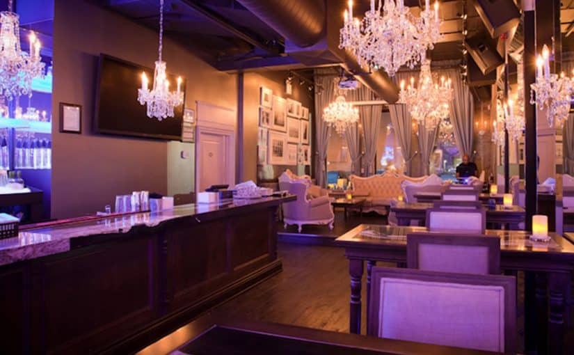 Repeal lounge design toronto
