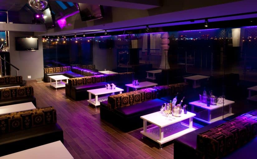 Vue Nightclub design Toronto