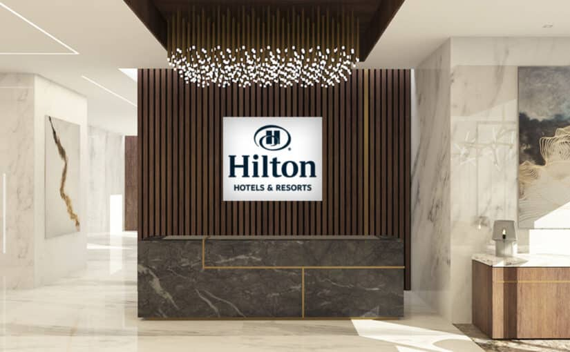 Hilton Hotel by LUX Design